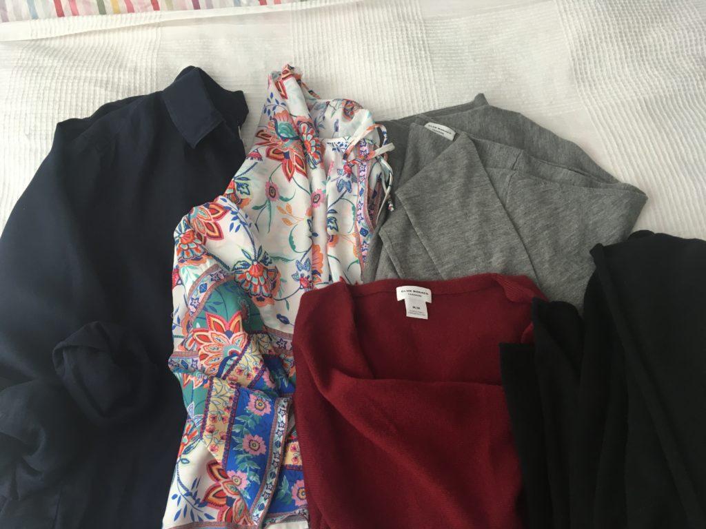 Toukokuun vaatteet